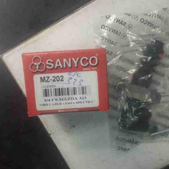 Tổng côn dưới Mazda 323, Ford Laser, Kia Spectra-MZ202