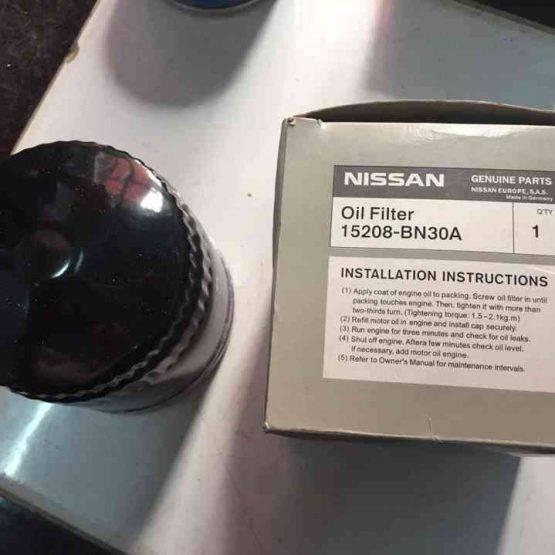 Lọc dầu động cơ Nissan Teana, Navara-15208BN30A