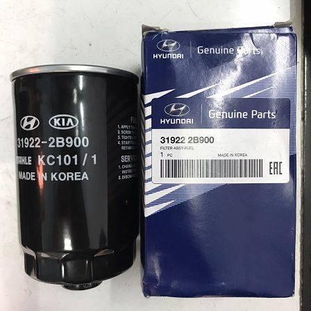 phutunggiare.vn - Lọc nhiên liệu Hyundai Santafe, Kia Carens - 319222B900