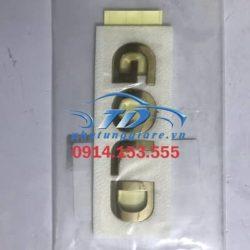 phutunggiare.vn - ỐP CHỮ HYUNDAI SANTAFE GOLD - 8632226000