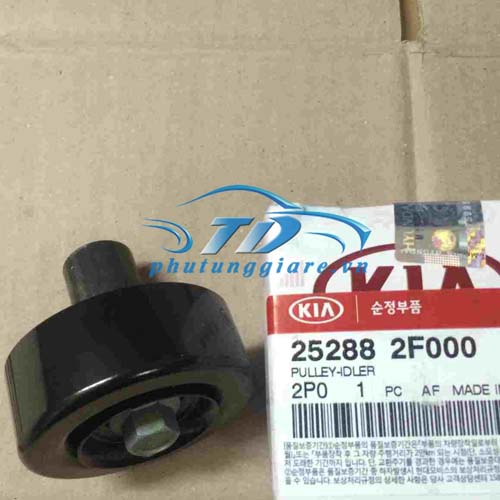 BI TĂNG TỔNG HYUNDAI SANTAFE-252882F000, sản xuất bởi Mobis