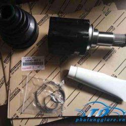 phutunggiare.vn - ĐẦU LÁP TRONG TOYOTA HILUX, FORTUNER-430300K010, sản xuất bởi Toyota phụ tùng chính hãng, giá tốt nhất