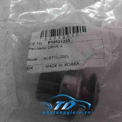 phutunggiare.vn - BÁNH RĂNG ĐỀ DAEWOO MAGNUS, NUBIRA, GENTRA-P10521233, sản xuất bởi PARTS MALL, phụ tùng chính hãng, giá tốt nhất
