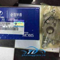 phutunggiare.vn - BƠM DẦU HYUNDAI GETZ, I10-2131002552, sản xuất bởi Mobis, phụ tùng chính hãng, giá tốt nhất