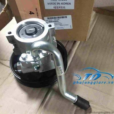 phutunggiare.vn - BƠM TRỢ LỰC LÁI DAEWOO NUBIRA 2.0-96834903, sản xuất bởi GM