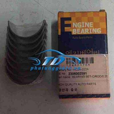 phutunggiare.vn - BẠC BALIE COS 0 KIA MORNING, HYUNDAI I10, GETZ CLICK 1.1-2306002591, sản xuất bởi Parts Mall
