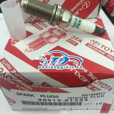 phutunggiare.vn - BUGI TOYOTA VENZA-9091901233, sản xuất bởi Toyota, phụ tùng chính hãng, giá tốt nhất