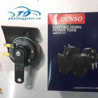 phutunggiare.vn - CÒI SÊN TOYOTA HIACE-10T24, sản xuất bởi DENSO, phụ tùng chính hãng, giá tốt nhất