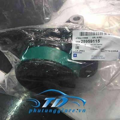 phutunggiare.vn - CHÂN HỘP SỐ TRƯỚC CHEVROLET CAPTIVA-25959115, sản xuất bởi DAEWOO–GM