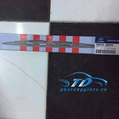 phutunggiare.vn - CHỔI GẠT MƯA SAU HYUNDAI SANTAFE-988202B000, sản xuất bởi Mobis, phụ tùng chính hãng, giá tốt nhất