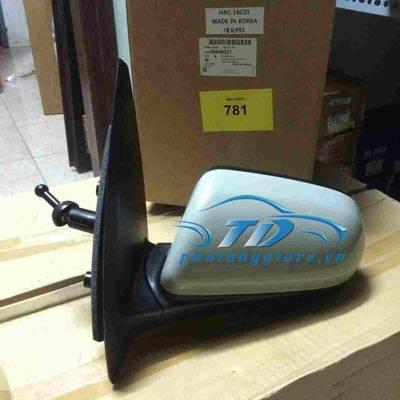 phutunggiare.vn - GƯƠNG CHIẾU HẬU PHẢI DAEWOO GENTRA-96648521, sản xuất bởi GM