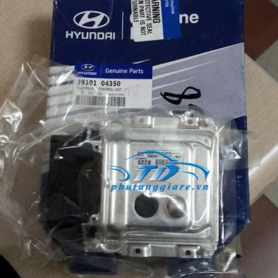 phutunggiare.vn - HỘP ĐEN ECU HYUNDAI I10 GRAND-3910104350, sản xuất bởi Mobis, phụ tùng chính hãng, giá tốt nhất