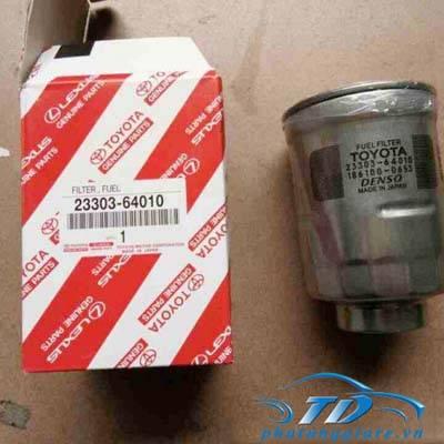 phutunggiare.vn - LỌC NHIÊN LIỆU TOYOTA LAND CRUISER-2330364010, sản xuất bởi Toyota phụ tùng chính hãng, giá tốt nhất