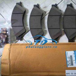 phutunggiare.vn - MÁ PHANH TRƯỚC MAZDA BT50, FORD RANGER-UCYE3323Z