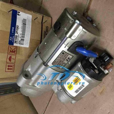 phutunggiare.vn - MÁY ĐỀ HYUNDAI SANTAFE 2010-361002F050, sản xuất bởi Mobis