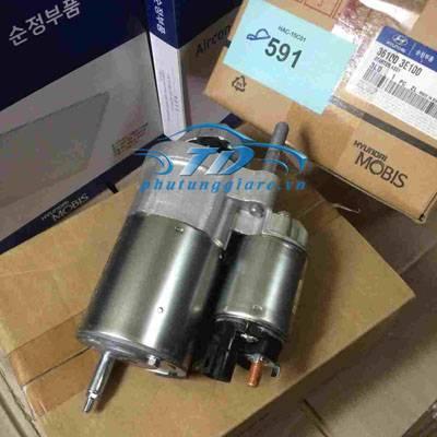 phutunggiare.vn - MÁY ĐỀ KHỞI ĐỘNG HYUNDAI SANTAFE-361003E100, sản xuất bởi Mobis
