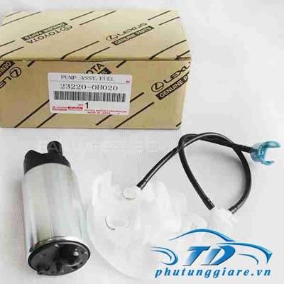 phutunggiare.vn - MÔ TƠ BƠM XĂNG TOYOTA COROLLA ALTIS-232200H020, sản xuất bởi Toyota phụ tùng chính hãng, giá tốt nhất