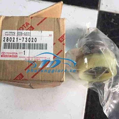 phutunggiare.vn - MẮC NÍCH-BÁNH RĂNG ĐỀ TOYOTA HIACE, LAND CRUISER PRADO 2009-2802173020, sản xuất bởi Toyota
