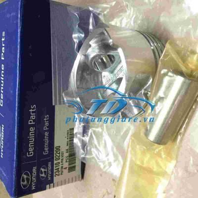 phutunggiare.vn - PÍT TÔNG HYUNDAI GETZ-2341002200