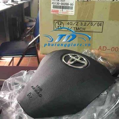 phutunggiare.vn - TÚI KHÍ CHÍNH-VÔ LĂNG TOYOTA VIOS-451300D200B0, sản xuất bởi Toyota