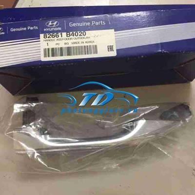 phutunggiare.vn - TAY MỞ CỬA NGOÀI SAU PHẢI HUYNDAI I10 GRAND-82661B4020, sản xuất bởi Mobis