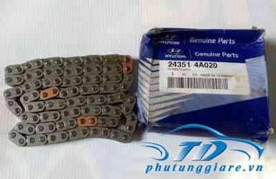 phutunggiare.vn - XÍCH CAM HYUNDAI STAREX, PORTER 2, LIBERO-243514A020, sản xuất bởi Mobis