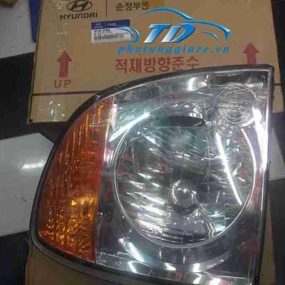 phutunggiare.vn - ĐÈN PHA PHẢI HYUNDAI PORTER 2-921024F000, sản xuất bởi Mobis, phụ tùng chính hãng, giá tốt nhất