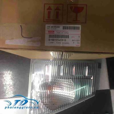 phutunggiare.vn - ĐÈN XI NHAN TRÁI ISUZU 5T-98155459, sản xuất bởi ISUZU, phụ tùng chính hãng, giá tốt nhất