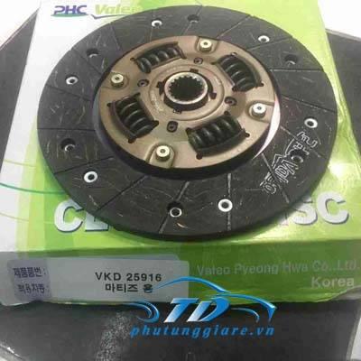 phutunggiare.vn - ĐĨA CÔN DAEWOO MATIZ 1,2 – VKD 25916, sản xuất bởi GM OEM, phụ tùng chính hãng, giá tốt nhất