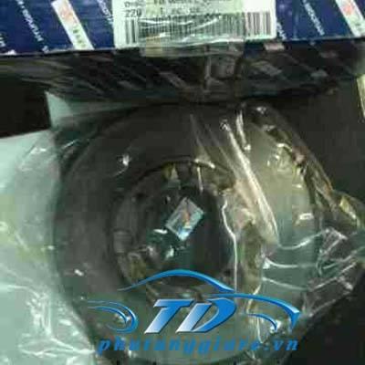 phutunggiare.vn - ĐĨA PHANH TRƯỚC HYUNDAI ACCENT 2000-5171224100, sản xuất bởi Mobis, phụ tùng chính hãng, giá tốt nhất