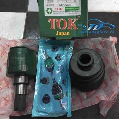 phutunggiare.vn - ĐẦU LÁP NGOÀI CHEVROLET SPARK-TOK850332, sản xuất bởi TOK phụ tùng chính hãng, giá tốt nhất