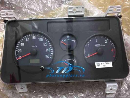 phutunggiare.vn - ĐỒNG HỒ TÁP LÔ ISUZU QKR-98179891, sản xuất bởi ISUZU, phụ tùng chính hãng, giá tốt nhất