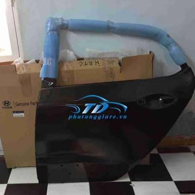 phutunggiare.vn - CÁNH CỬA SAU TRÁI HYUNDAI I10 GRAND- 77003B4011, sản xuất bởi Mobis, phụ tùng chính hãng, giá tốt nhất