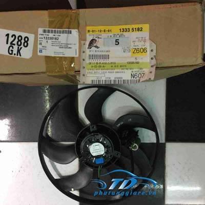 phutunggiare.vn - CÁNH QUẠT KÉT NƯỚC CHEVROLET CRUZE-13335182, sản xuất bởi GM, phụ tùng chính hãng, giá tốt nhất