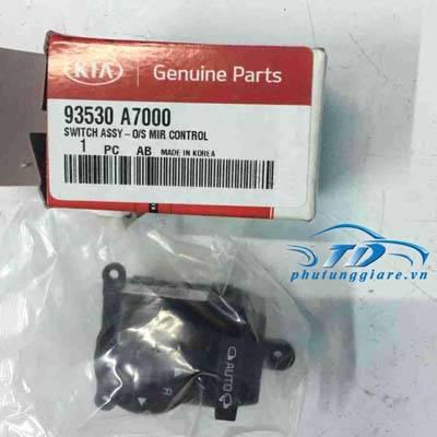 phutunggiare.vn - CÔNG TẮC CHỈNH GƯƠNG KIA FORTE, CERATO, K3-93530A7000, sản xuất bởi Mobis, phụ tùng chính hãng, giá tốt nhất