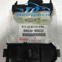 phutunggiare.vn - CÔNG TẮC LÊN KÍNH TRƯỚC LEXUS GX470-8403060032, sản xuất bởi Toyota phụ tùng chính hãng, giá tốt nhất