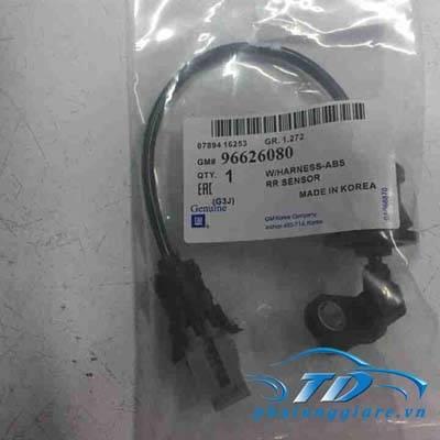 phutunggiare.vn - CẢM BIẾN ABS BÁNH SAU CHEVROLET CAPTIVA-96626080, sản xuất bởi GM, phụ tùng chính hãng, giá tốt nhất