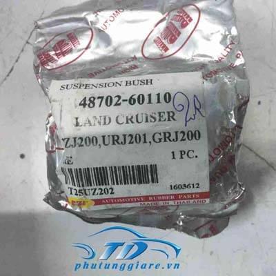 phutunggiare.vn - CAO SU THANH GIẰNG DỌC TOYOTA LAND CRUISER-4870260110, sản xuất bởi Toyota phụ tùng chính hãng, giá tốt nhất