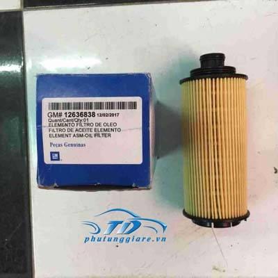 phutunggiare.vn - LỌC NHỚT- LỌC DẦU ĐỘNG CƠ CHEVROLET COLORADO-12636838, sản xuất bởi GM, phụ tùng chính hãng, giá tốt nhất