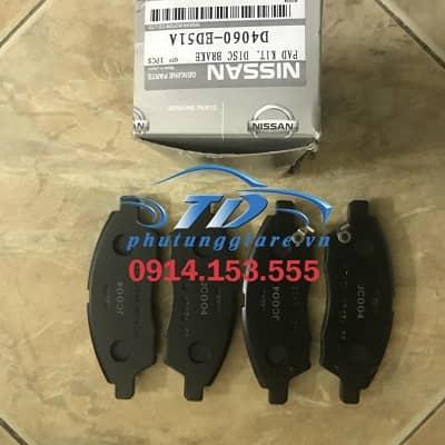 phutunggiare.vn - BỐ THẮNG TRƯỚC NISSAN TIDA - D4060-ED51A7