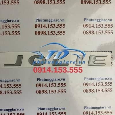 phutunggiare.vn - LÔ GÔ CHỮ JOLIE XE MITSUBICHI JOLIE - KS1008188