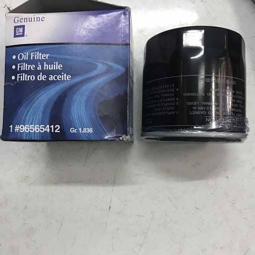 phutunggiare.vn - Lọc dầu động cơ Chevrolet Spark - 96565412