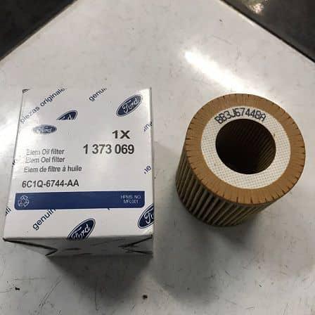 phutunggiare.vn- Lọc dầu động cơ Ford Ranger - 6C1Q6744AA