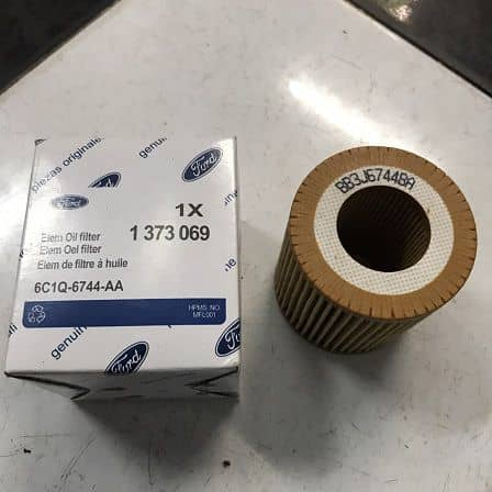 phutunggiare.vn-Lọc dầu động cơ Mazda BT50 - 6C1Q6744AA