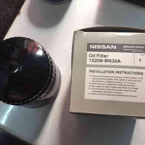 phutunggiare.vn - Lọc dầu động cơ Nissan Navara - 15208BN30A