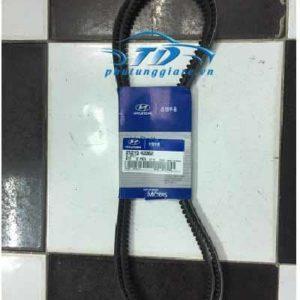phutunggiare.vn - Dây curoa bơm nước Hyundai Porter 2 - 2521542062