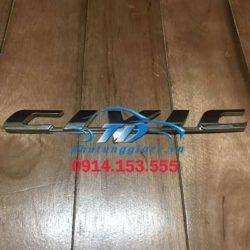 phutunggiare.vn - BIỂU TƯỢNG CHỮ NỔI CIVIC - 75722SNAA01-2