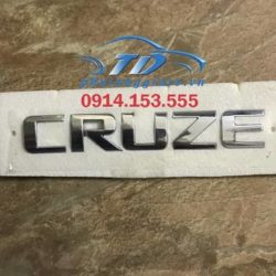 phutunggiare.vn -CHỮ NỔI CHVROLET CRUZE-KS2111198