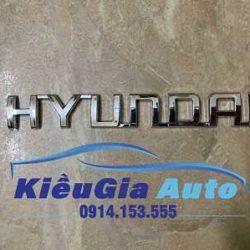 phutunggiare.vn - LÔ GÔ CHỮ NỔI HYUNDAI XE I10 - 863211R000-4