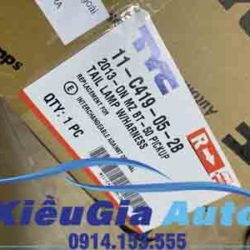 phutunggiare.vn - LƯỠI GẠT MƯA SAU FORD FIESTA - 7S71N17402BA-3